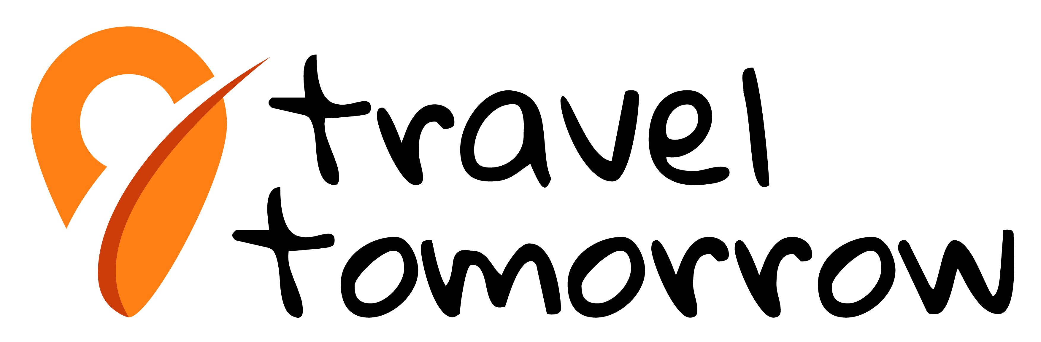 Travel tomorrow - Logo